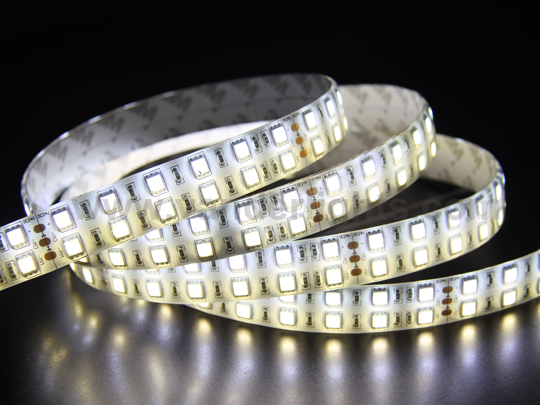 SMD5050-120leds 28W/M cool white  IP65 LED flexible strip light