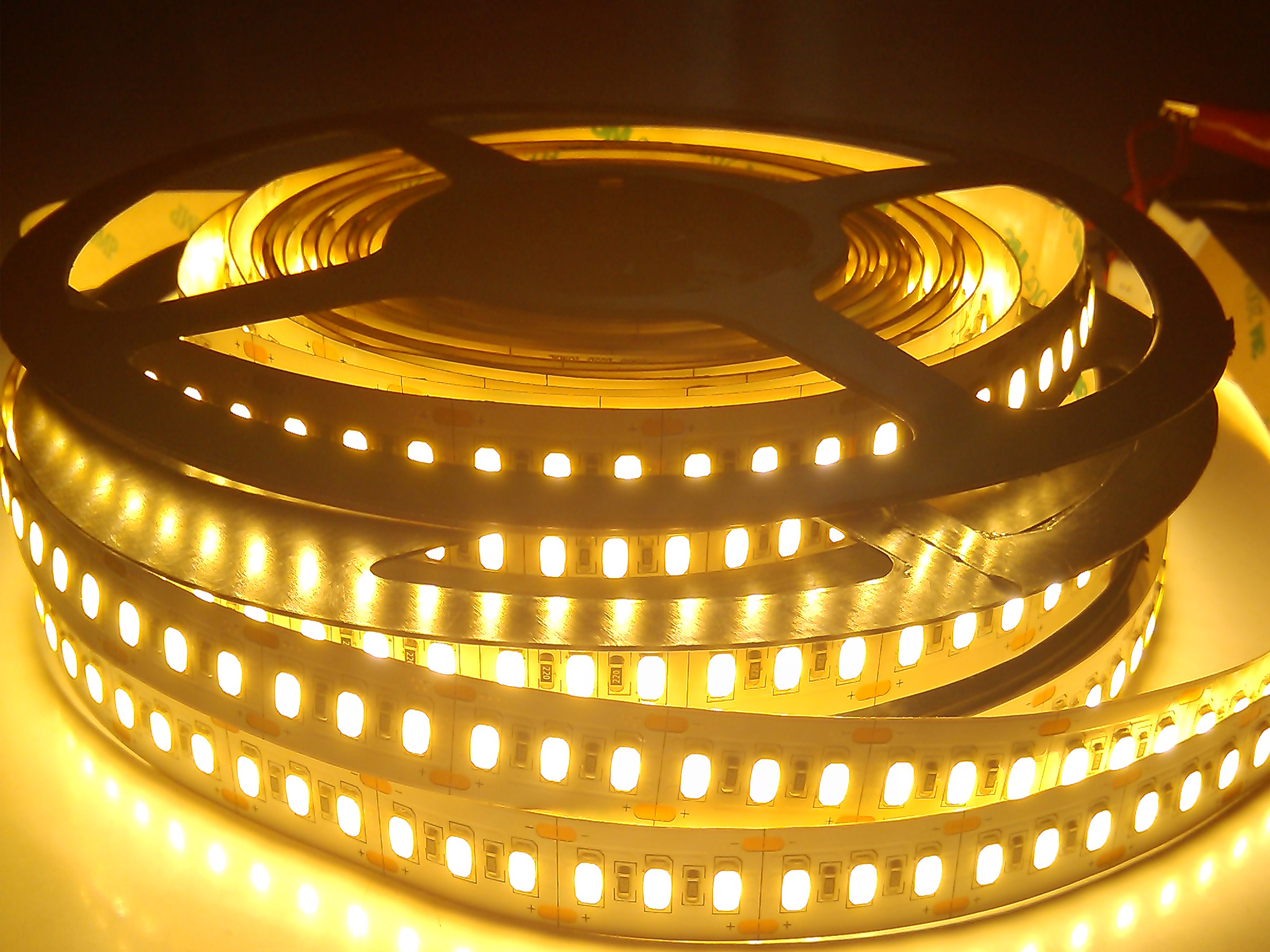 SMD5630-120leds 30W/m warm white IP20 LED flexible strip light